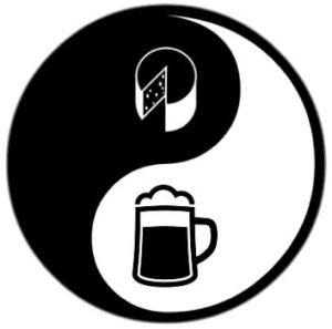 beer cheese yin yang