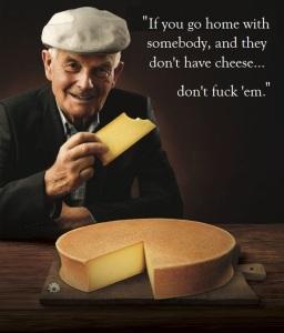 cheesy old bugger